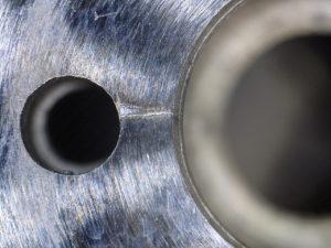 Common Rail Nozzle Crack