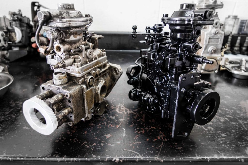 Prince George Fuel Injection - Pump and Injector Repair