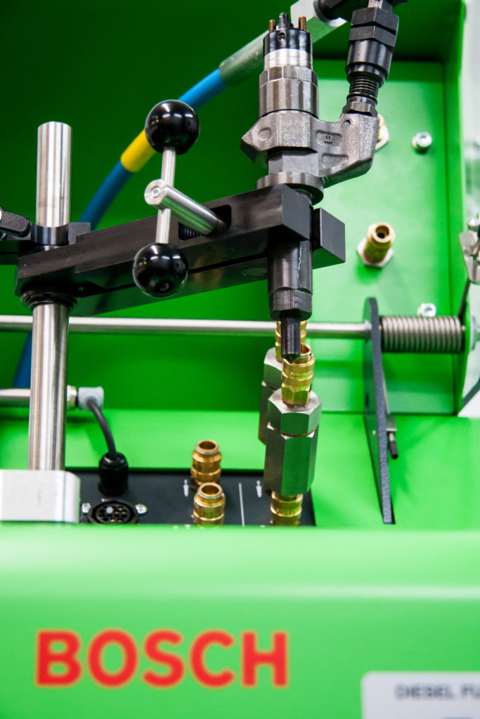 Prince George Fuel Injection - Injector Testing